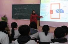 95 millions de dollars de la BM pour la formation d'enseignants au Vietnam