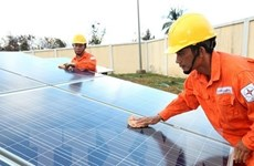 Une aide britannique pour des projets d'énergie solaire
