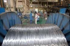 L'indice de production industrielle en hausse de 7,5% au premier semestre