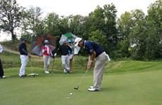 Un tournoi de golf qui réunit des Vietnamiens à l'étranger