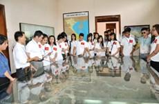 Camp d'été 2016: les jeunes Viêt Kiêu avec le patrimoine culturel national