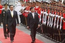 Thaïlande et Laos resserrent les liens bilatéraux