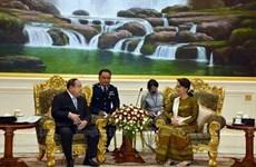 Le HCR aide le retour en toute sécurité des réfugiés birmans en Thaïlande