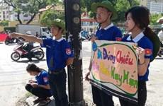Plus de 100.000 jeunes participent à la campagne d'été vert à HCM-Ville