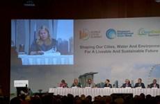 Le 7e Sommet mondial des villes s'ouvre à Singapour