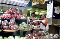 Les fruits vietnamiens présentés en République tchèque