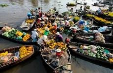 Environ 1,25 milliard de dollars engagés dans le développement du Delta du Mékong