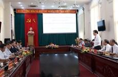 Ninh Binh favorise les investisseurs laotiens