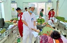 La fête du don de sang «Gouttes de sang pour la zone côtière» à Binh Thuan