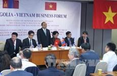 Le PM Nguyên Xuân Phuc présent à un forum d'affaires Vietnam-Mongolie