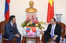 Activités du Premier ministre Nguyên Xuân Phuc en Mongolie