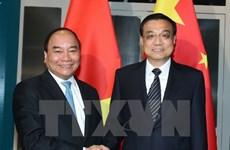 Le PM Nguyên Xuân Phuc rencontre ses homologues chinois, laotien et le président bulgare
