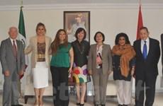 Le Vietnam et le Mexique intensifient leur coopération