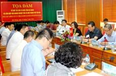 Des entreprises chinoises sondent les opportunités d'investissement à Hà Giang