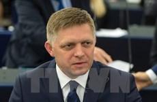 Le Premier ministre slovaque commence sa visite officielle au Vietnam