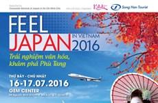 """Le festival """"Feel Japan in Vietnam 2016"""" à Ho Chi Minh-Ville"""