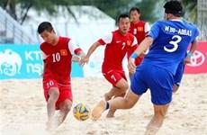 Exemption de frais de visa pour les sportifs des Asian Beach Games
