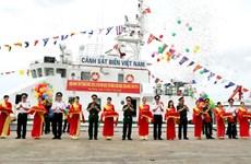 Trois nouveaux bateaux pour les Gardes-côtes vietnamiens