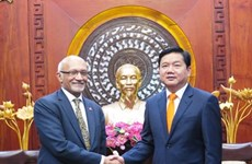 Les entreprises américaines souhaitent participer à des projets à Ho Chi Minh-Ville