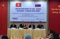 Vietnam et Slovaquie intensifient leur coopération économique