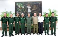 Une délégation du ministère de la Défense en visite d'amitié officielle à Cuba