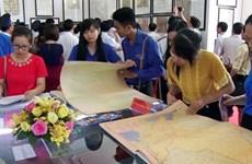 Dông Nai : exposition sur Hoàng Sa, Truong Sa du Vietnam