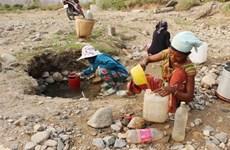 Changement climatique : aides internationales en faveur des femmes