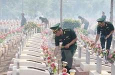 Poursuite des recherches des restes des soldats volontaires tombés au Cambodge