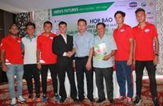 Tennis : ouverture du tournoi international Men's Futures - Coupe Becamex 2016