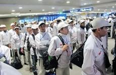 Plus de 54.000 travailleurs vietnamiens envoyés à l'étranger au 1er semestre