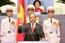 Biographie du Premier ministre Nguyen Xuan Phuc