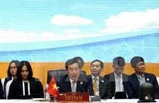 Le 9e Conférence des ministres des AE Mékong-Japon au Laos