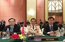 Ouverture de la 36e conférence des commandants de la police de l'ASEAN