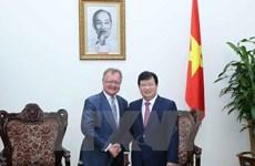Un professeur de Harvard discute des perspectives de développement du Vietnam