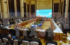 Conférence des ministres des Affaires étrangères du Sommet d'Asie de l'Est