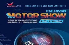 Treize marques présentes au Vietnam Motor Show 2016