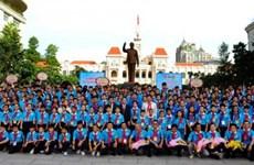Les dirigeants de HCM-Ville rencontrent des enfants exemplaires d'Asie du Sud-Est