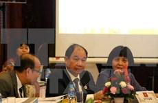 Consultations entre ministres de l'Économie de l'ASEAN et de la Russie
