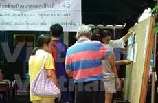 Thaïlande: ouverture du référendum sur la 20e Constitution
