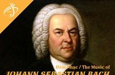 Concert honorant Johann Sebastian Bach à Ho Chi Minh-Ville