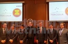 Le Centre d'étude sur le Mercosur et l'ASEAN voit le jour