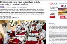 Presse tchèque : le Vietnam devient un nouveau tigre d'Asie