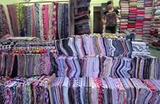 Baisse des importations de produits chinois ce premier semestre