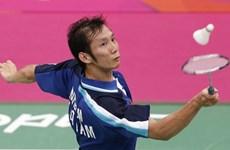 Badminton: Tiên Minh remporte son deuxième match consécutif aux Jeux de Rio 2016