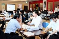 Des emplois pour les étudiants vietnamiens au Japon