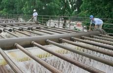 HCM-V: pour que toute la population locale bénéficie de l'eau propre cette année