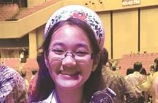 Une lycéenne Viêt kiêu primée aux Olympiades internationales de Biologie