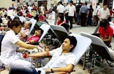 Des vies sauvées par les «cœurs rouges» à Thanh Hoa