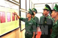 Exposition sur Hoàng Sa et Truong Sa à An Giang