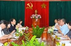 Dong Nai exhortée à accélérer la libération du foncier pour les projets financés par la JICA
